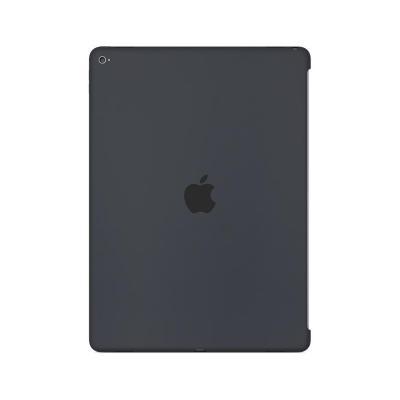 Apple tablet case: iPad Pro Silicone Case CharcoalGray - Kolen, Grijs