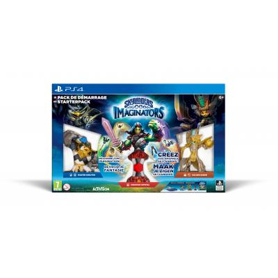 Activision game: Skylanders Imaginators, Starter Pack  PS4 (RELEASE DATE 14-10-2016)