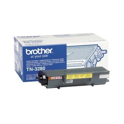 Brother TN-3280 Toner - Zwart