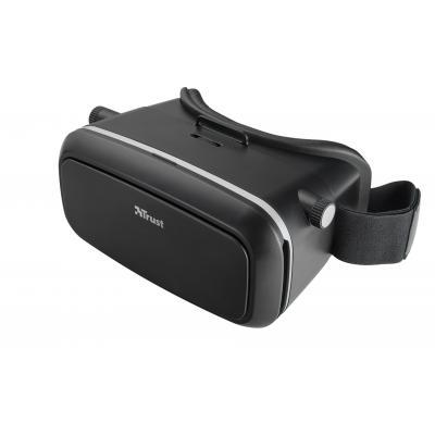 Trust virtual reality bril: Exos Plus - Zwart