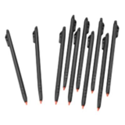 Zebra stylus: Stylus-00001-10R - Zwart