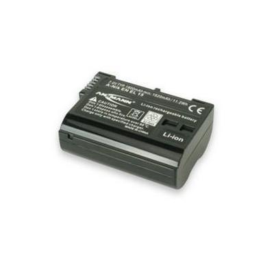 Ansmann batterij: A-NIK EN EL 15 - Zwart