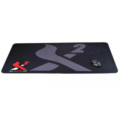 X2 muismat: XPAD PRO XXXL - Zwart