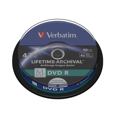 Verbatim DVD: M-Disc DVD R