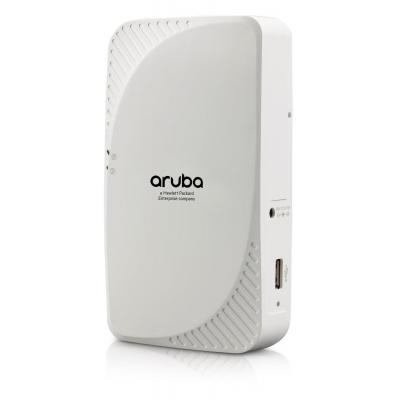 Hewlett Packard Enterprise Aruba AP-205H Dual 2x2:2 802.11ac Access point - Wit