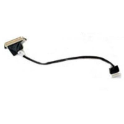 Hp Computerkast onderdeel: LVDS display cable - Zwart