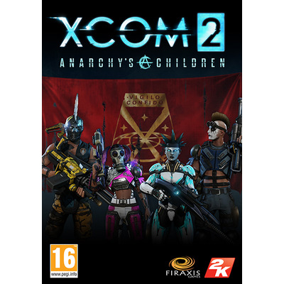 2k : XCOM 2 Anarchy's Children DLC PC