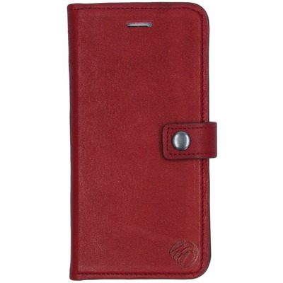 2 in 1 Wallet Case iPhone 8 / 7 - Rood / Red Mobile phone case