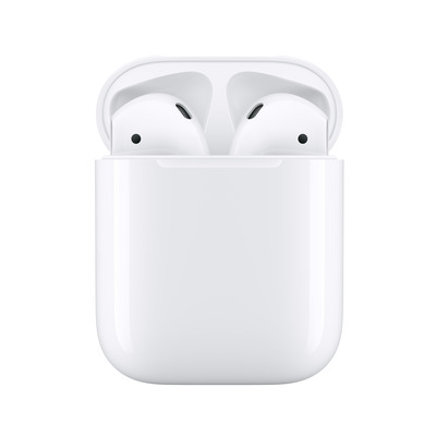 Apple AirPods (2nd generation) met oplaadcase Headset - Wit