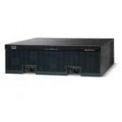 Cisco router: 3925E - Zwart