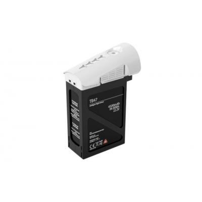 Dji batterij: TB47 Intelligent Flight Battery 4500mAh - Zwart, Wit