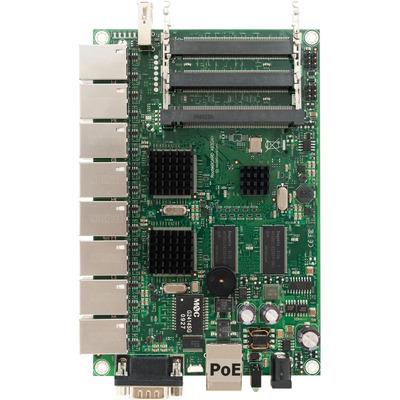 Mikrotik RB493G Netwerkkaart - Groen