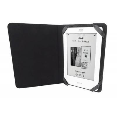 """Trust e-book reader case: Luxueuze, duurzame hoes die uw 6"""" e-reader beschermt tegen krassen, stof en vuil - Zwart"""