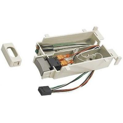 Hp elektische schakelaar: Power Switch Assembly - Beige, Zwart, Grijs