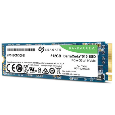 Seagate ZP512CM30041 solid-state drives