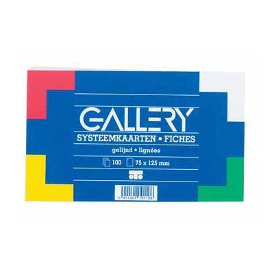 Gallery indexkaart: Z. 20 PIJPENVEGERS 3X150MM ASS