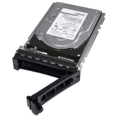 """DELL 600GB, 10000rpm, SAS, 2.5"""" Interne harde schijf"""
