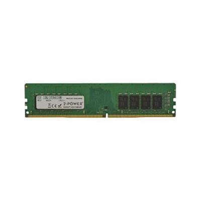 2-power RAM-geheugen: 8GB DDR4 2133MHz CL15 DIMM