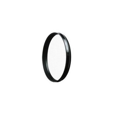 B+W 77E CROSS SCREEN 4X (684) Camera filter - Zwart