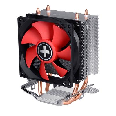 Xilence Hardware koeling: A402 - Zwart, Rood, Zilver
