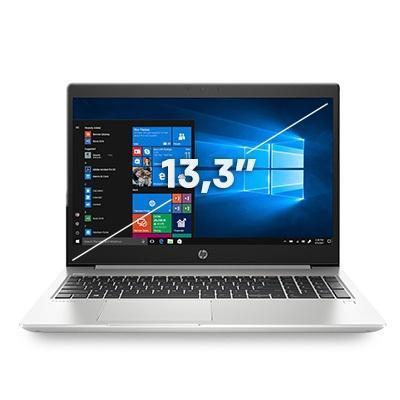 HP laptop: ProBook 430 G6 13.3 inch i5 8GB 128GB SSD - Zilver
