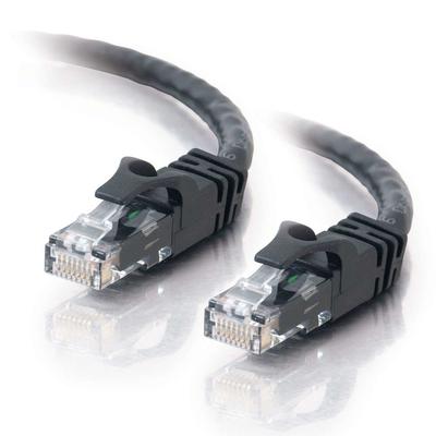C2G 10m Cat6 Patch Cable Netwerkkabel - Zwart
