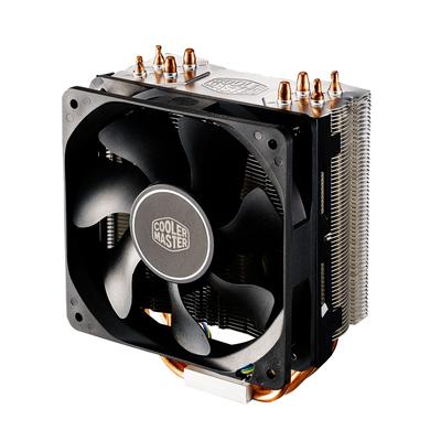 Cooler Master Hyper 212X Hardware koeling - Aluminium,Zwart,Koper