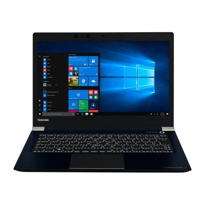 Toshiba laptop: Portégé Portégé X30-E-11M - Blauw