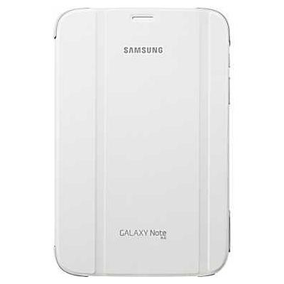 Samsung tablet case: Book Cover Galaxy Note 8 - Wit