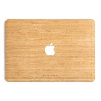 "Woodcessories ECOSKIN MacBook Air/Pro 33.02 cm (13"") , Bamboo Wood Mobile device skins & print"