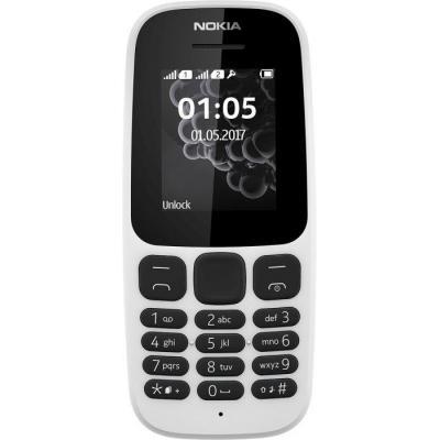 Nokia 105 NEO mobiele telefoon - Zwart