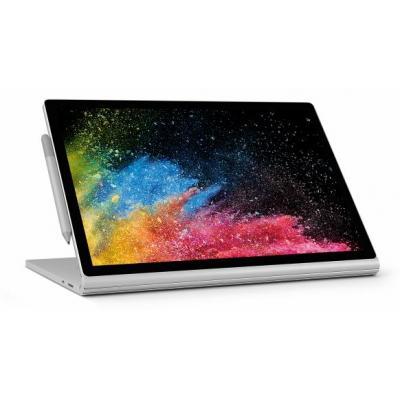 Microsoft Surface Book 2 laptop - Zilver