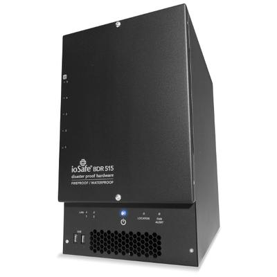 IoSafe BDR 515 NAS - Zwart