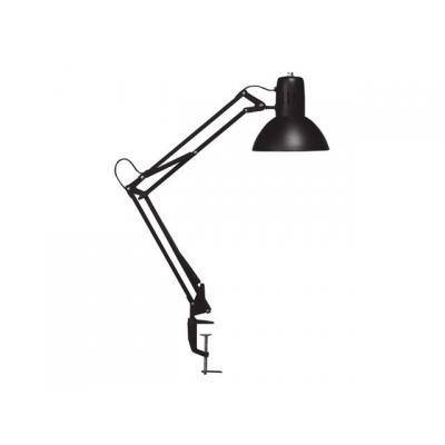Unilux tafellamp: Bureaulamp Succes 66 zwart 60w