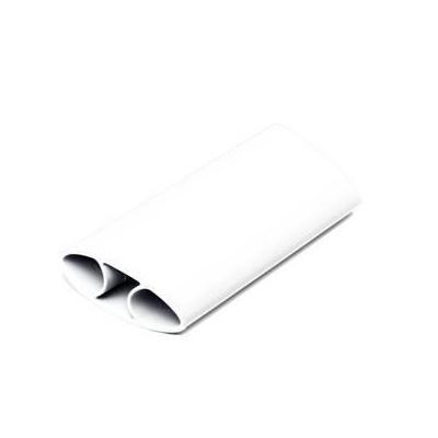 Fellowes polssteun: I-Spire Series flexibele polssteun (wit)