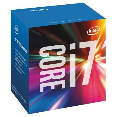 Intel processor: Core Intel® Core™ i7-6700 Processor (8M Cache, up to 4.00 GHz)