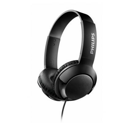 Philips koptelefoon: Hoofdtelefoon voor op het oor SHL3070BK/00 - Zwart
