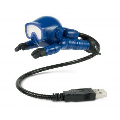 Speed-link hardware: Speedlink, DIVER USB LED Lamp (Blue)
