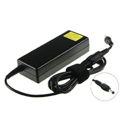DLH 75W, 19V/3.95A, includes power cable Netvoeding - Zwart