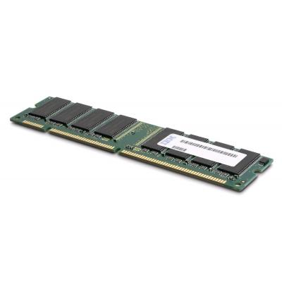 Lenovo RAM-geheugen: ThinkServer 1GB PC3-10600 DDR3 1333MHz RDIMM
