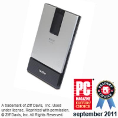 Brother MW-260A\nm-PRINT Microprinter (A6) - Bluetooth, 300DPI, 520g Pos bonprinter - Zwart, Zilver