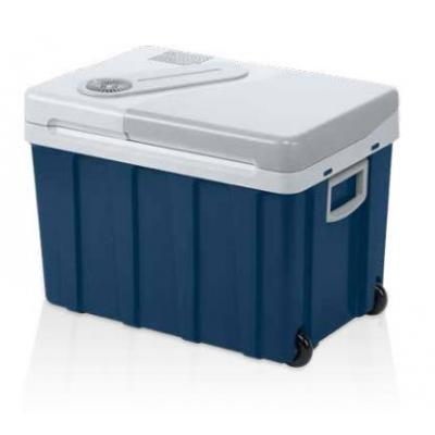 Mobicool koelbox: W40 AC/DC - Grijs, Blauw