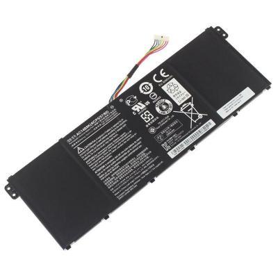 Acer notebook reserve-onderdeel: 3220mAh, Li-Ion, 11.4V - Zwart