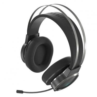 Acer headset: Predator - Zwart, Rood