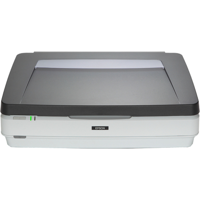 Epson Expression 12000XL Pro Scanner - Grijs, Wit
