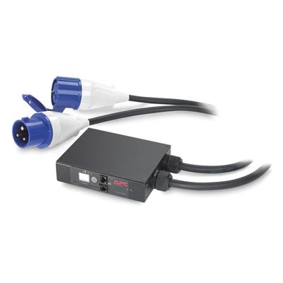 APC AP7155B Elektrische meter - Zwart