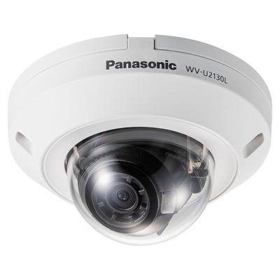 Panasonic WV-U2130L Beveiligingscamera - Zwart, Wit