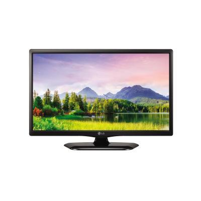 """Lg : 24""""(60cm), 1366 x 768, HD, 250cd/m², HDMI, USB 2.0, CI, VESA 75 x 75 - Zwart"""
