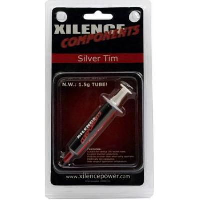 Xilence compound: Plata Tim térmica Pegar - Zwart, Zilver