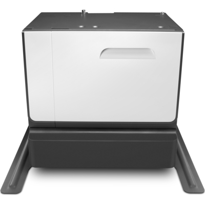 HP PageWide Enterprise Printer Cabinet & Stand Printerkast - Zwart, Grijs